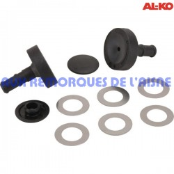 KIT COUPELLES  LATERALES AKS 2000 / 2004 / 3004 / 3504