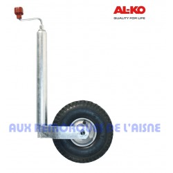 ROUE JOCKEY PLUS GONFLABLE