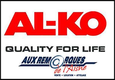 Pièces ALKO - Aux Remorques de l'Aisne